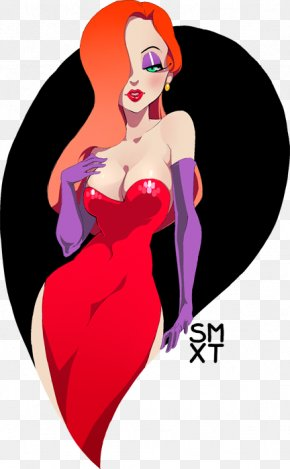 Jessica Rabbit Who Censored Roger Rabbit? Cartoon PNG