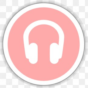 Multimedia Audio Player - Audio Brand Headphones Smile PNG