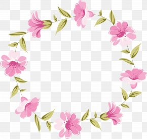 Flower - Floral Design Flower Watercolor Painting Art Wreath PNG