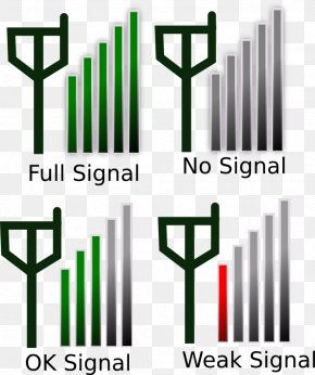 Vegtable Pictures - Mobile Phone Signal Strength In Telecommunications Clip Art PNG