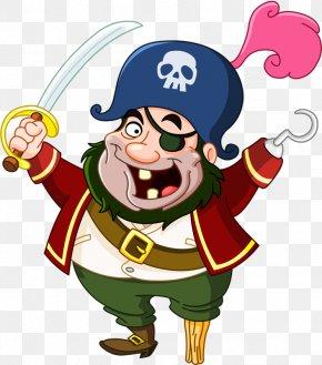Cartoon Pirates - Piracy Cartoon Royalty-free Drawing PNG