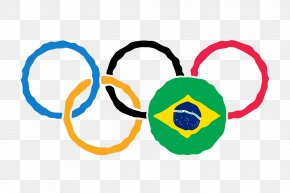 Olympic Rings - 2016 Summer Olympics Winter Olympic Games Sport National Olympic Committee PNG
