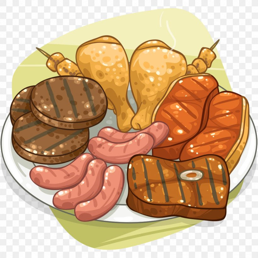 Roast Chicken Barbecue Grill Meat Sausage Food, PNG, 1024x1024px, Roast Chicken, Barbecue Grill, Beef, Cooking, Cuisine Download Free