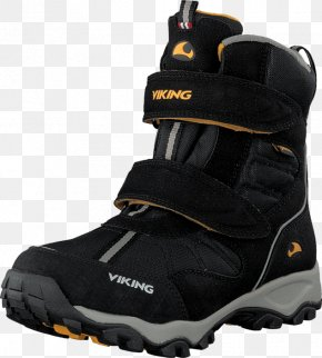 Boot - Snow Boot Shoe Ski Boots Black PNG
