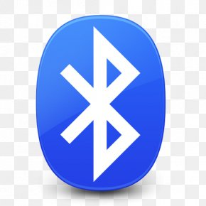 Bluetooth Icon - Macintosh Bluetooth MacOS Application Software Icon PNG