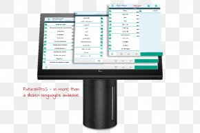 Point Of Sale - Point Of Sale Retail Sales Inventory Management Software PNG