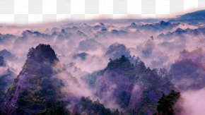 Rosy Clouds - Computer File PNG
