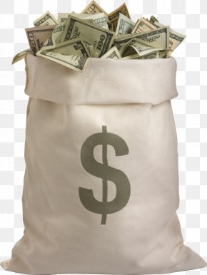 Money Bag - Money Bag Currency Clip Art PNG