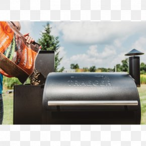 Pellet Grill - Barbecue Ribs BBQ Smoker Pellet Grill Smoking PNG
