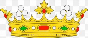Rangkrone - Barberà Del Vallès Coat Of Arms Heraldry Escutcheon Marquesado De Oró PNG
