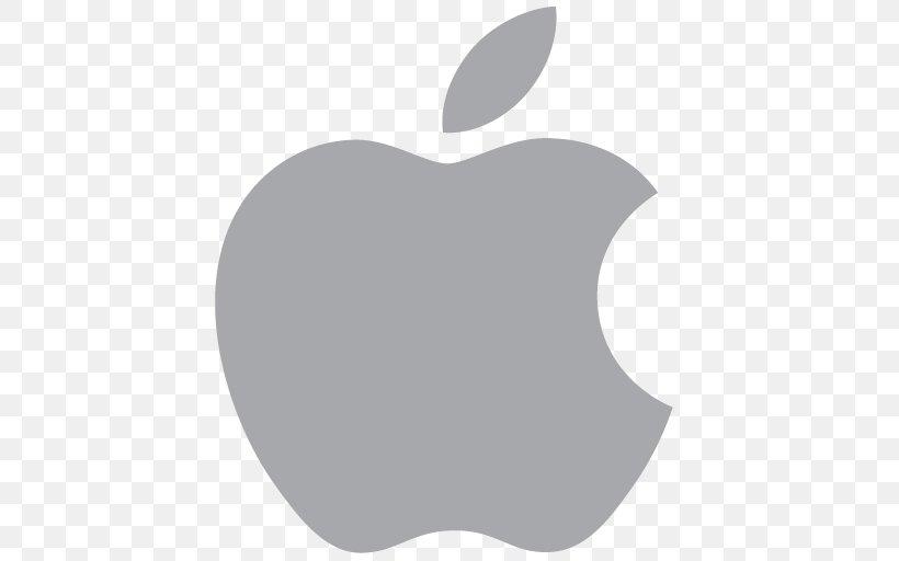 Macintosh Apple Logo Png 512x512px Macintosh Apple Black