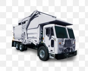 Garbage Disposal - Car Garbage Truck Commercial Vehicle Waste PNG
