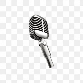 Microphone - Microphone Stand PNG