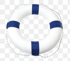 Lifebuoy - Blue Circle Font Design PNG
