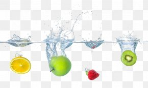 Water In The Fruit - Fruit Water Apple Stock Photography PNG