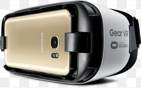 VR Headset - Samsung GALAXY S7 Edge Samsung Galaxy Note 5 Samsung Gear VR Virtual Reality Headset PNG