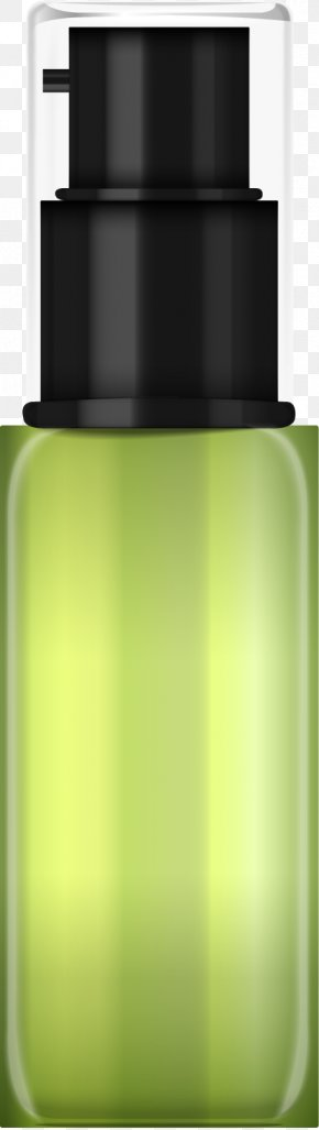 Vector Painted Spray Bottle - Spray Bottle Glass Bottle Spray Painting PNG