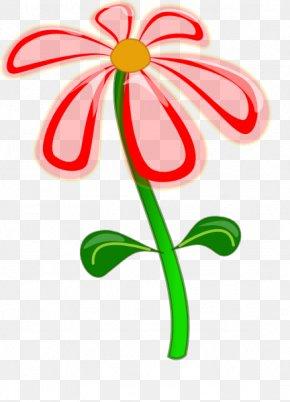 Flower Cartoon - Flower Yellow Clip Art PNG