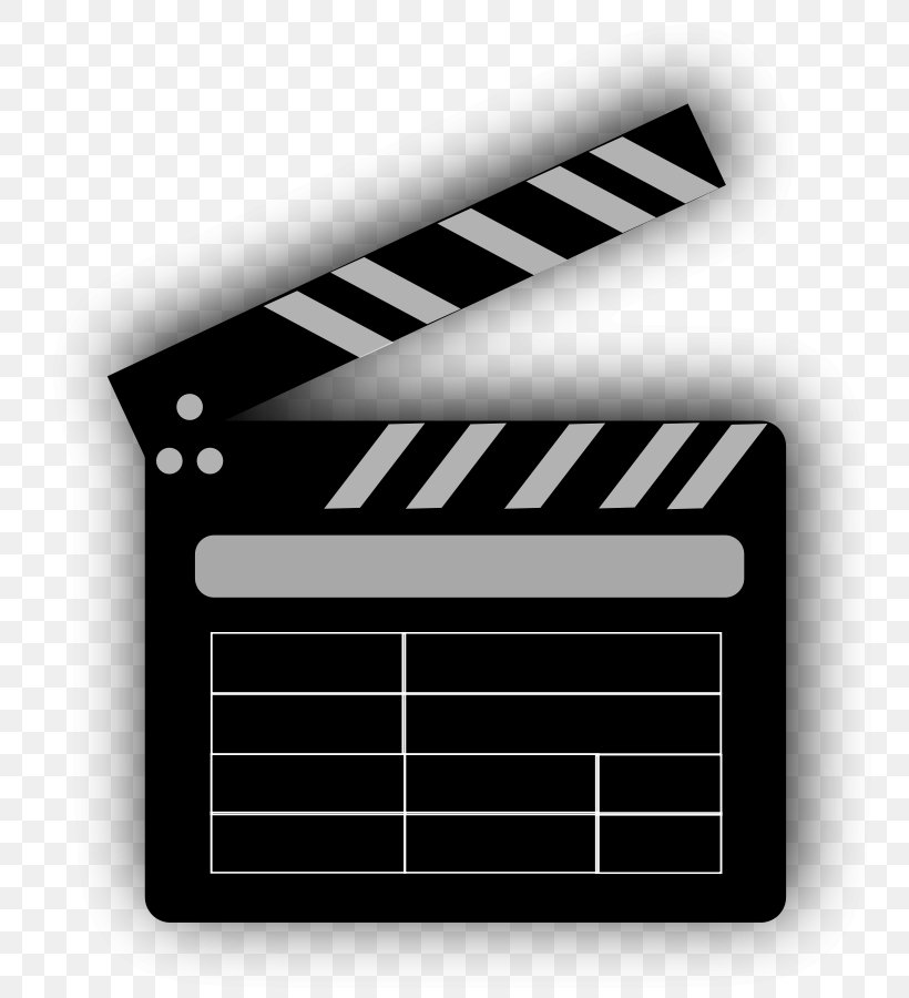 Clapperboard Clip Art, PNG, 775x900px, Clapperboard, Black And White, Brand, Cinema, Film Download Free