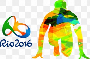 Rio Olympic Race - 2016 Summer Olympics 2018 Winter Olympics The London 2012 Summer Olympics Rio De Janeiro Olympic Sports PNG