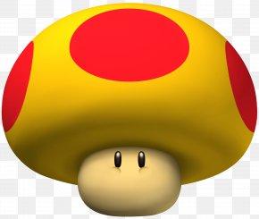 Mario Mushroom - Mario Kart Wii Mario Kart 8 Super Mario Kart Mario Kart DS Super Mario Bros. PNG