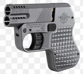 Handgun - DoubleTap Derringer Pocket Pistol Firearm Handgun PNG