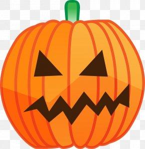 Halloween Pumpkin - Jack-o-lantern Calabaza Pumpkin Halloween Halloween Pumpkin Maker PNG