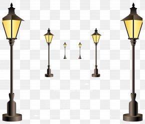 Shiny Street Light Vector - Light Euclidean Vector Computer File PNG