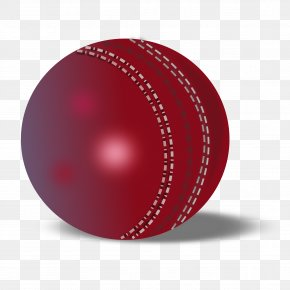 Cricket Ball Transparent Images - Papua New Guinea National Cricket Team Cricket Balls Cricket Bats PNG
