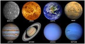 Planets - Solar System Terrestrial Planet Pluto Origin Of Water On Earth PNG