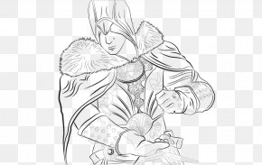 Inked - Assassin's Creed III Ezio Auditore Assassin's Creed Unity Drawing PNG
