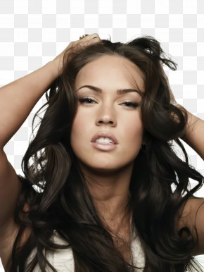 Black Hair Chin - Hair Face Eyebrow Forehead Hairstyle PNG