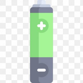 Green Battery - Battery Icon PNG
