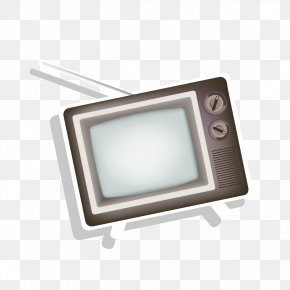 Vintage TV Material - Television Set Vintage TV PNG