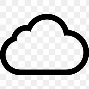 Man On The Cloud - Cloud Computing Symbol Internet Clip Art PNG