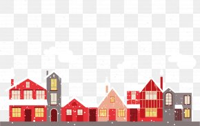 Housing Material Snow Snow - Christmas Village Snow PNG
