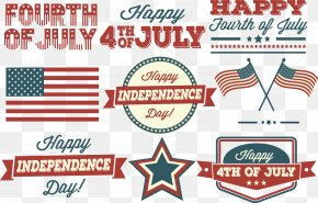 Vector Label Pattern Independence Day - Independence Day PNG