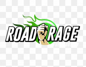 Road Rage - Logo Corrugated Fiberboard Packaging And Labeling Graphic Design PNG