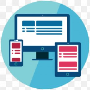 Web Development - Responsive Web Design Web Development Laptop Mobile Phones Handheld Devices PNG