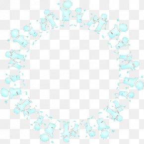 Turquoise Aqua - Aqua Turquoise Circle Clip Art PNG