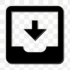 Rectangle Symbol - Download Icon Inbox Icon PNG