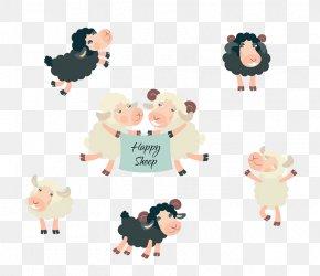 Sheep - Sheep Euclidean Vector PNG