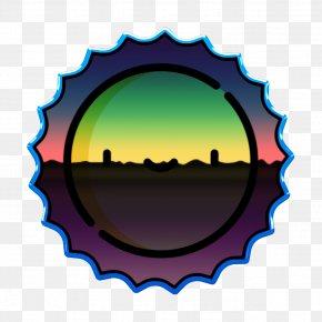 Emblem Logo - Tropical Icon Sun Icon PNG