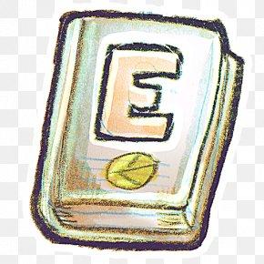 E Book - E-book EPUB PNG