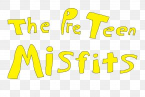 Misfits - The Misfits Logo Art Punk Rock PNG