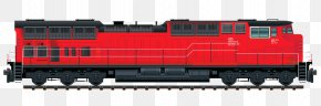 Train - Train Passenger Car Goods Wagon Railroad Car Locomotive PNG