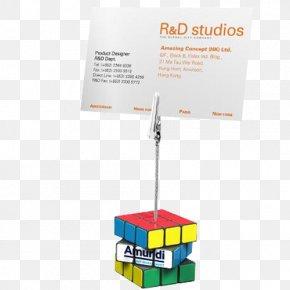 Rubik's Cube Card - Rubik's Cube Rubik's Snake Household Cleaning Supply Creativity PNG