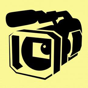Video Camera - Television Professional Video Camera Clip Art PNG