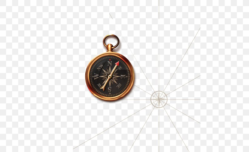 Compass direction navigation gps location glyph stock vector.
