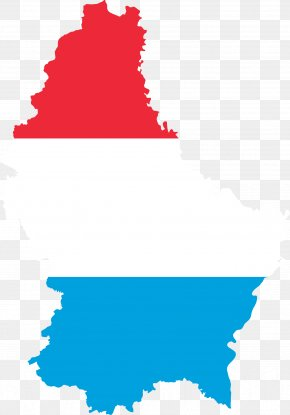 Map - Luxembourg City Vector Map Flag Of Luxembourg PNG